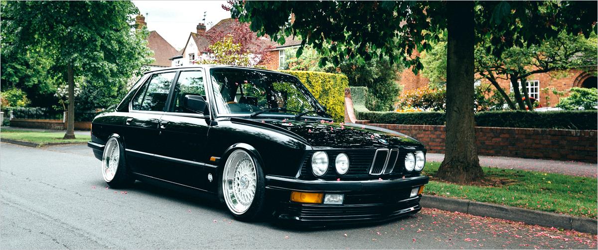Second Generation (1982 - 1988) E28
