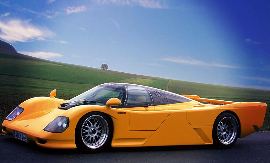 Supercars From 90s That Slipped From Our Memories