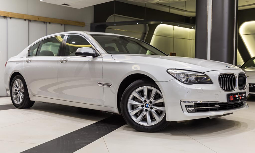 The Sophisticated BMW 760Li