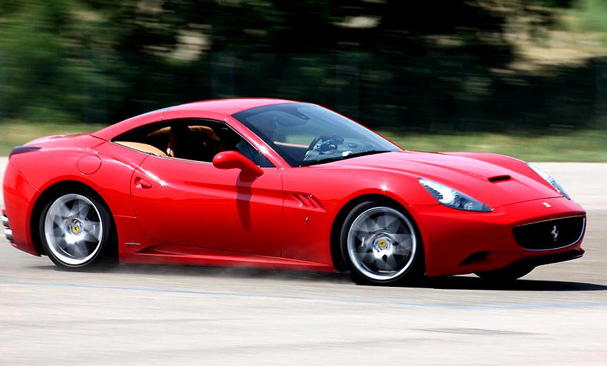 gorgeous Ferrari California