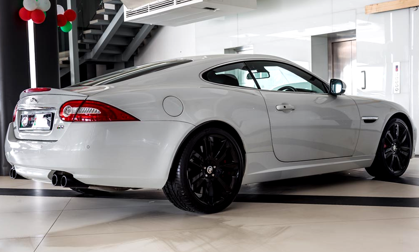 the XKR