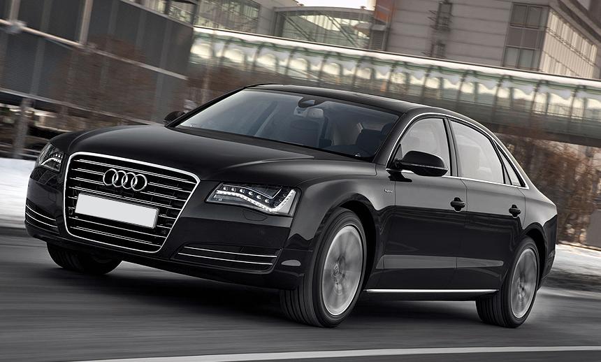 Amancio-Ortega-with-Audi-A8