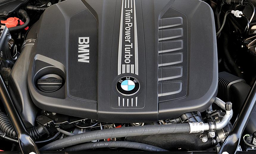 BMW's diesel motor