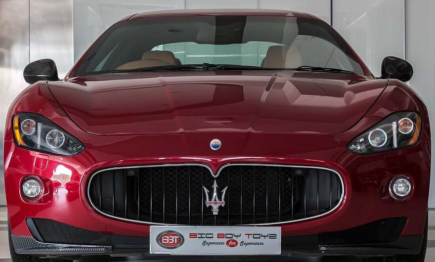 Maserati GranTurismoS - MC Sportline