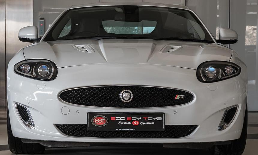 """Jaguar XKR """"Special Edition"""""""