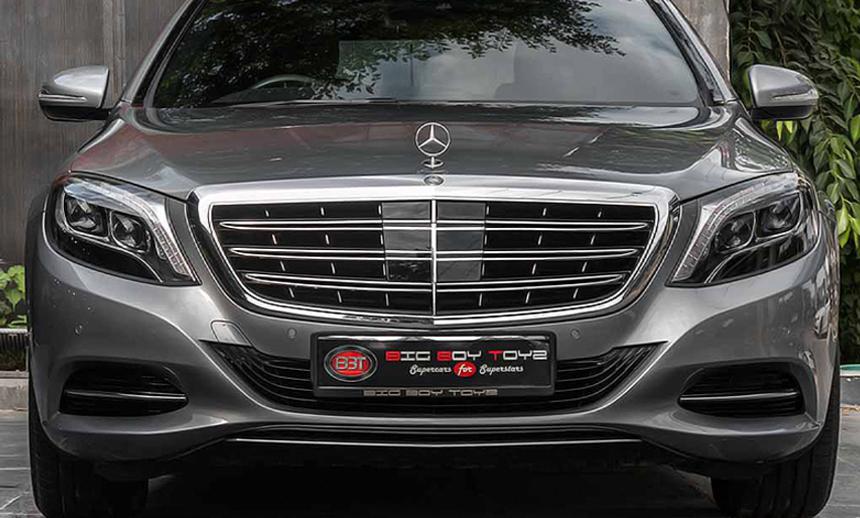 Mercedes Benz S350 CDI Price After GST