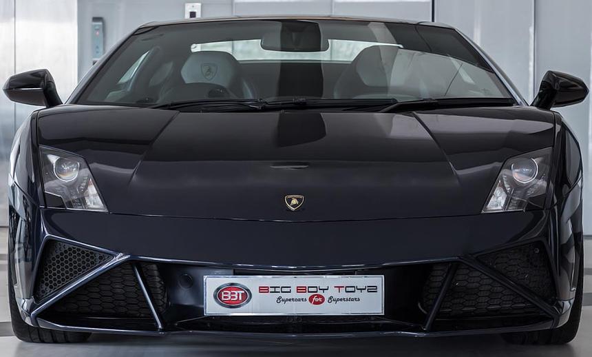 Lamborghini Gallardo 'Noctis' LP560-4 Price After GST