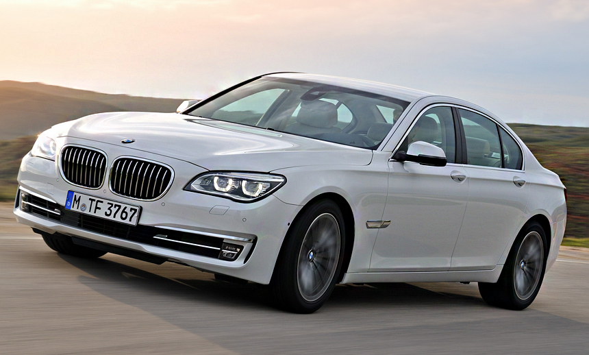 Mastery of Excellence BMW 7 Series