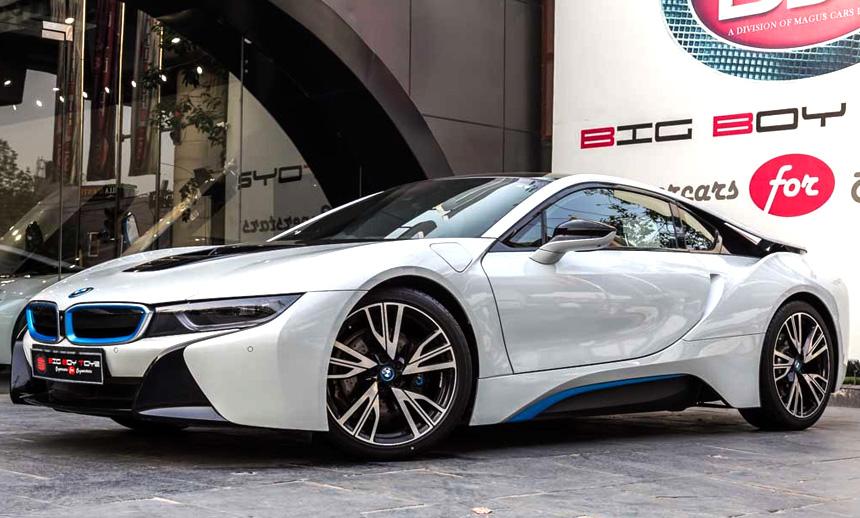 the German Luxury Car Maker BMW