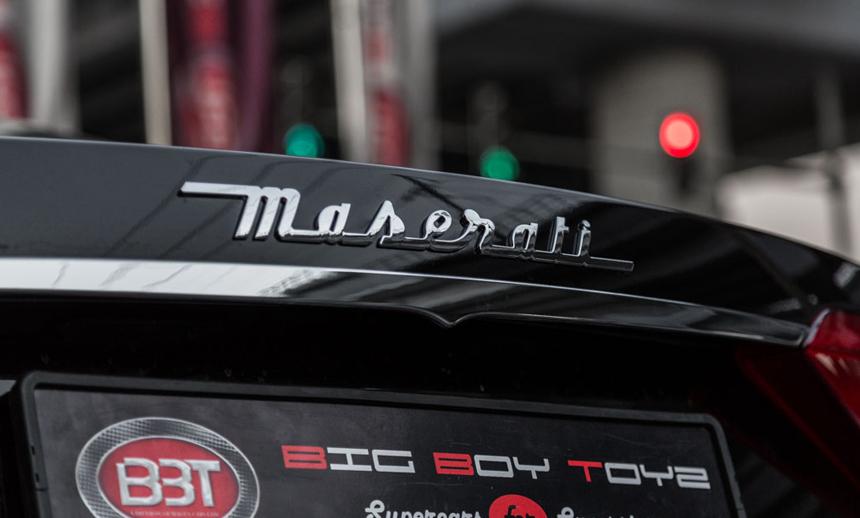 Maserati 4.2 V8