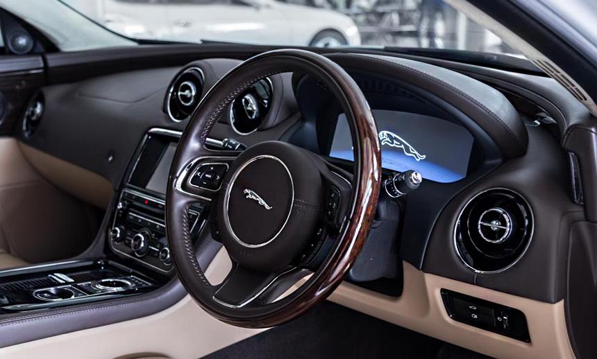 Jaguar XJL BBT