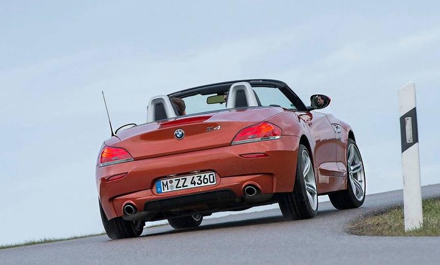 The tantalizing BMW Z4