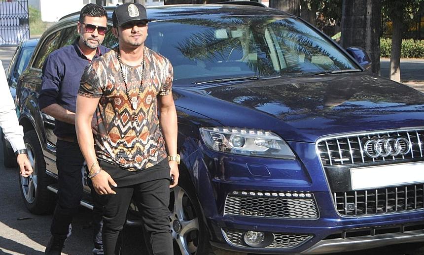 Honey Singh' love for Audi