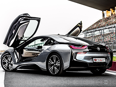 BMW i8 2014 - Free Car Wallpapers
