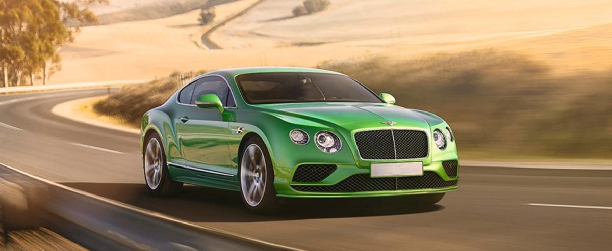 2016 Bathurst 12 Hour: Bentley Announces Continental GT3 in new 2016