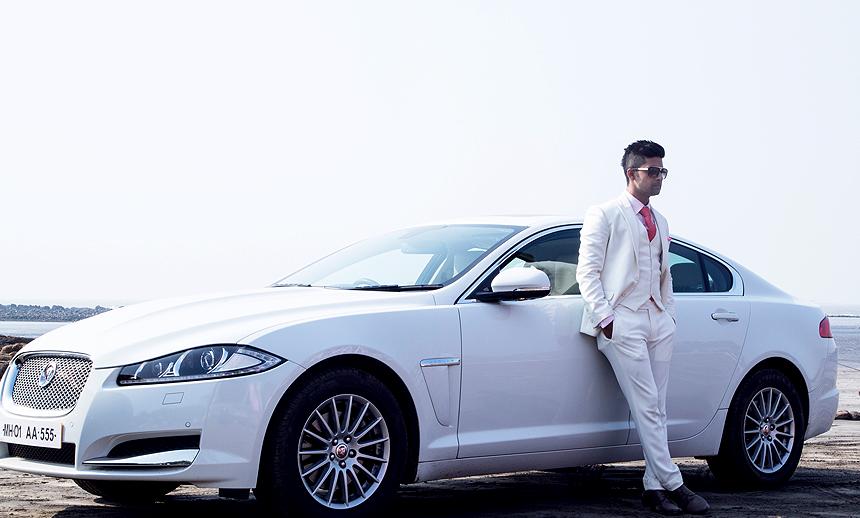 Ravi Dubey's stint with the dazzling Jaguar XF