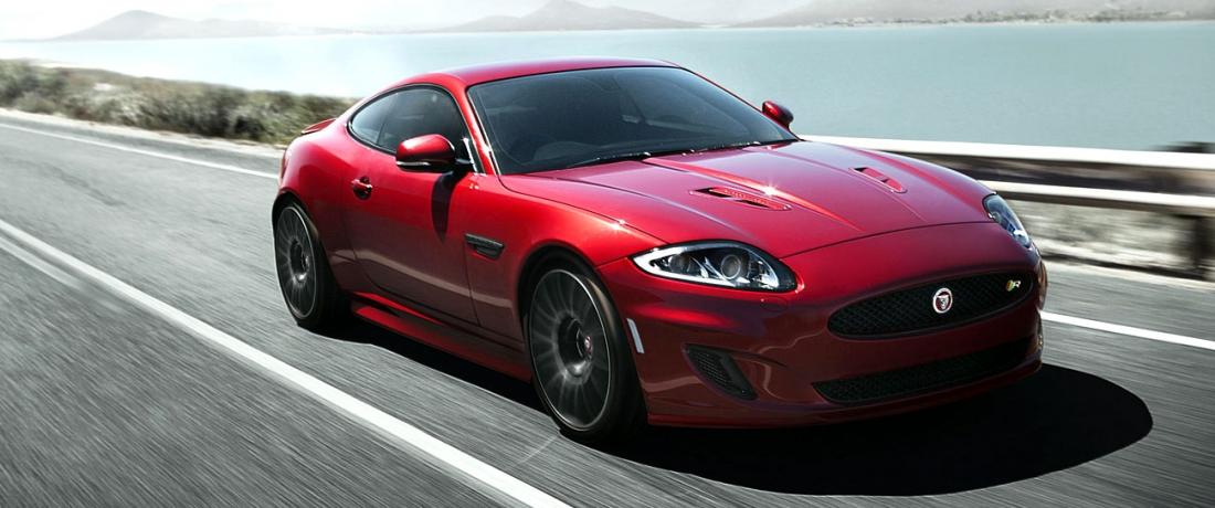 Sporty Spirit? Then check out for Jaguar