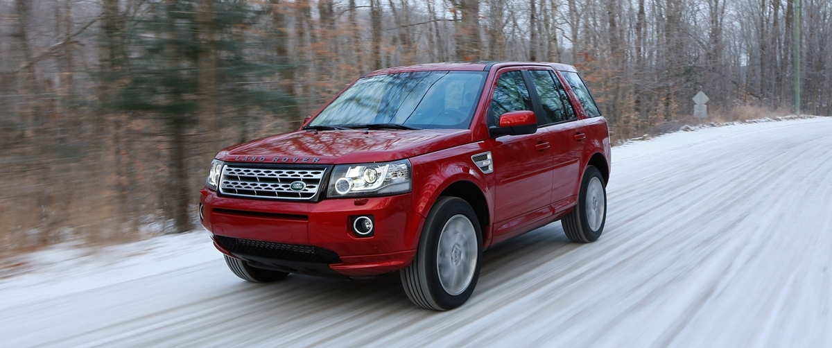 Take the World Head-On with the new Freelander 2 by Land Rover!
