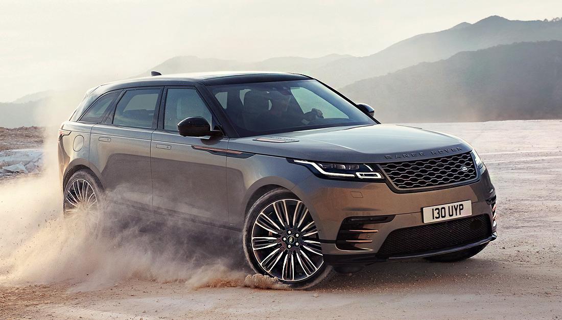 New 2018 Range Rover Velar Accessories & Features