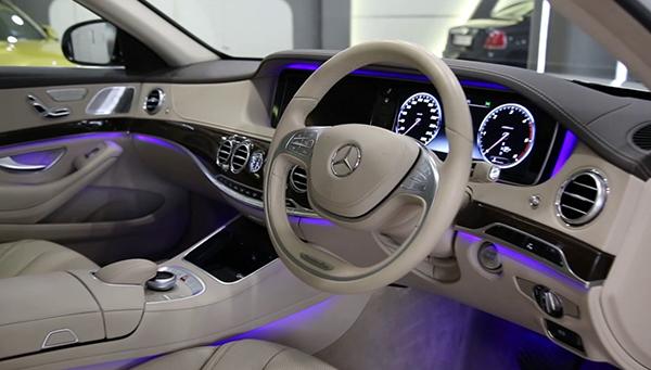 2014 Mercedes Benz S 350 BIG BOY TOYZ