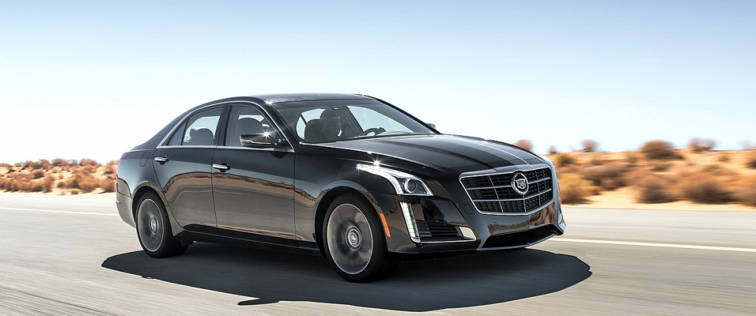 The Evolution of Cadillac CTS