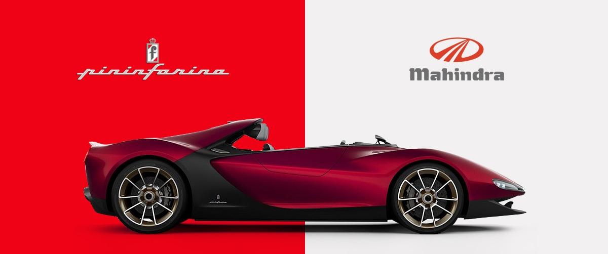 Indias Mahindra Buys Italys Car Design Firm Pininfarina