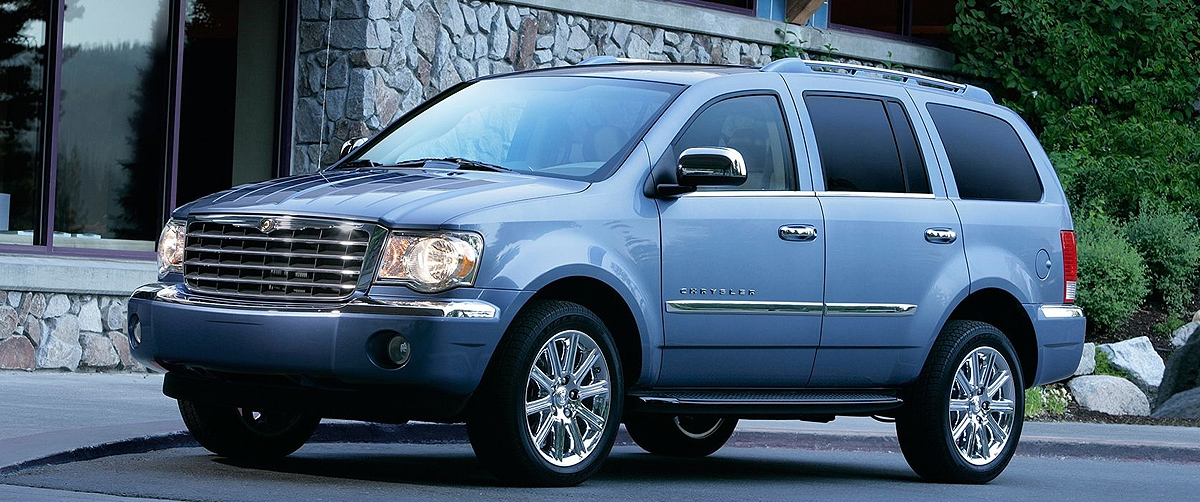 Chrysler Aspen: A Luxury SUV with Pick-up Credentials!