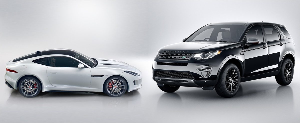 Jaguar Land Rover Reports Record Sales in 2015!