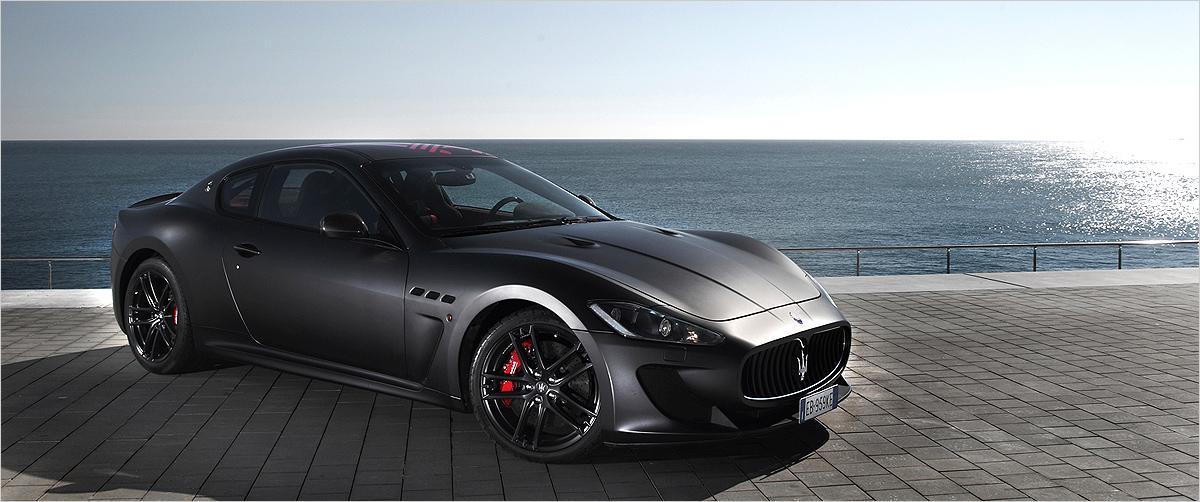 Maserati GranTurismo – The Exotic Partner for Long Drives!