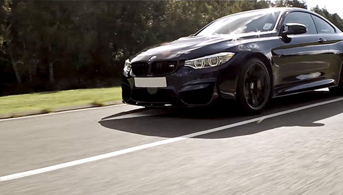 BMW M4 Coupé – M Performance Accessories
