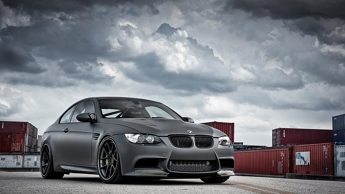 With BMW M3, the Firebrand, there is NO Limit!