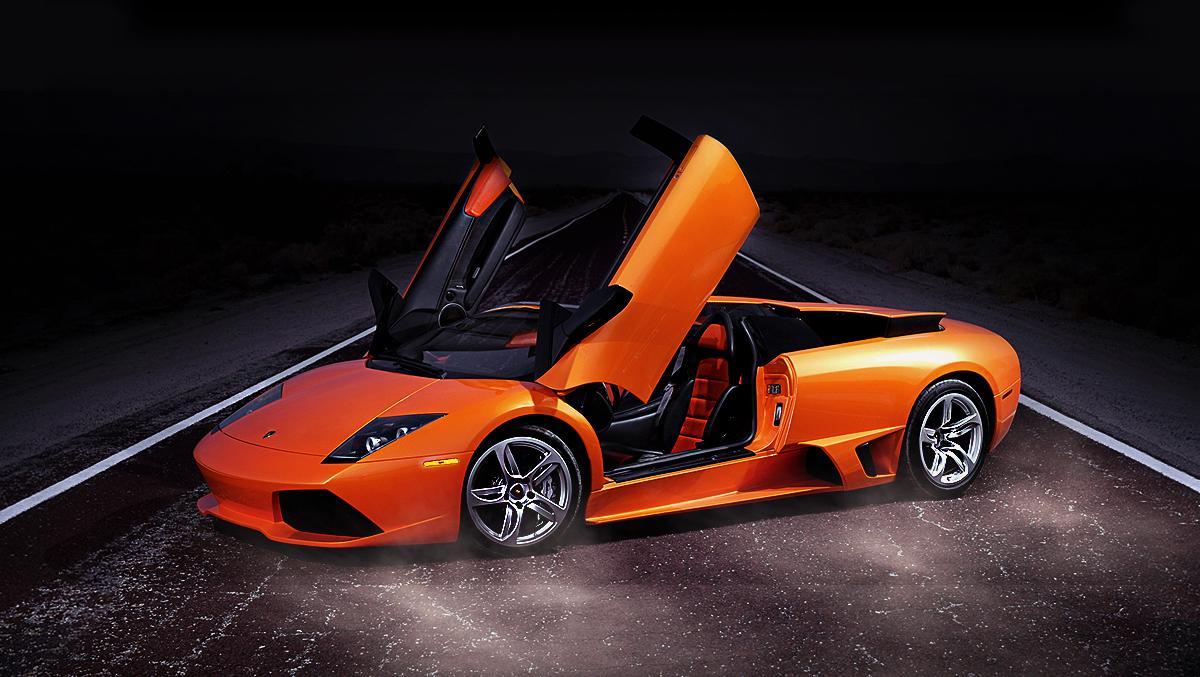 How to Finance your Lamborghini?