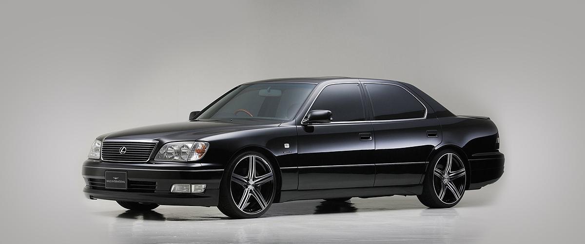 Lexus LS400 – Lets Know the LEGEND!