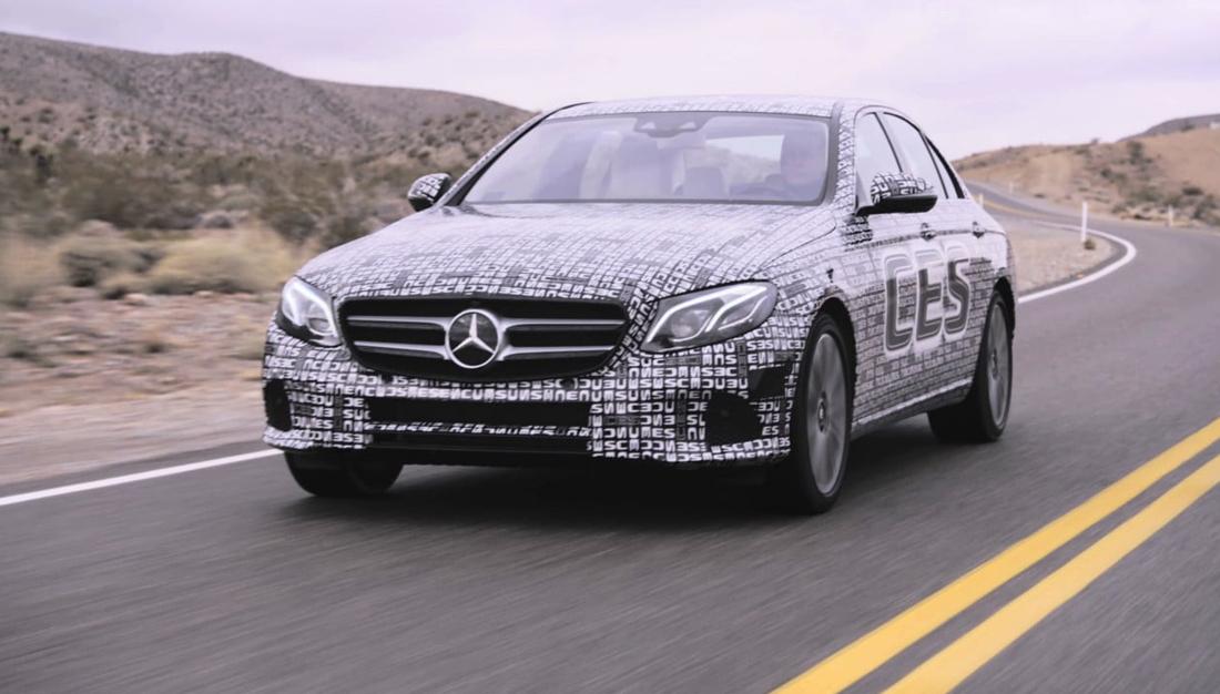 Making of E-Class Mercedes-Benz original
