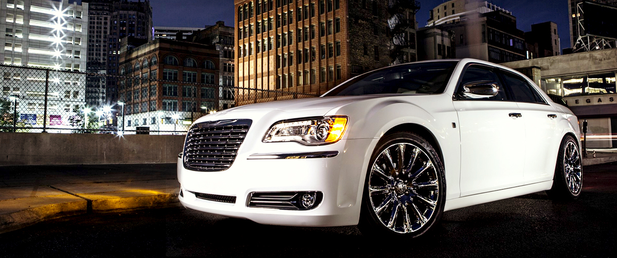 Chrysler 300C: Luxury with American Muscle!