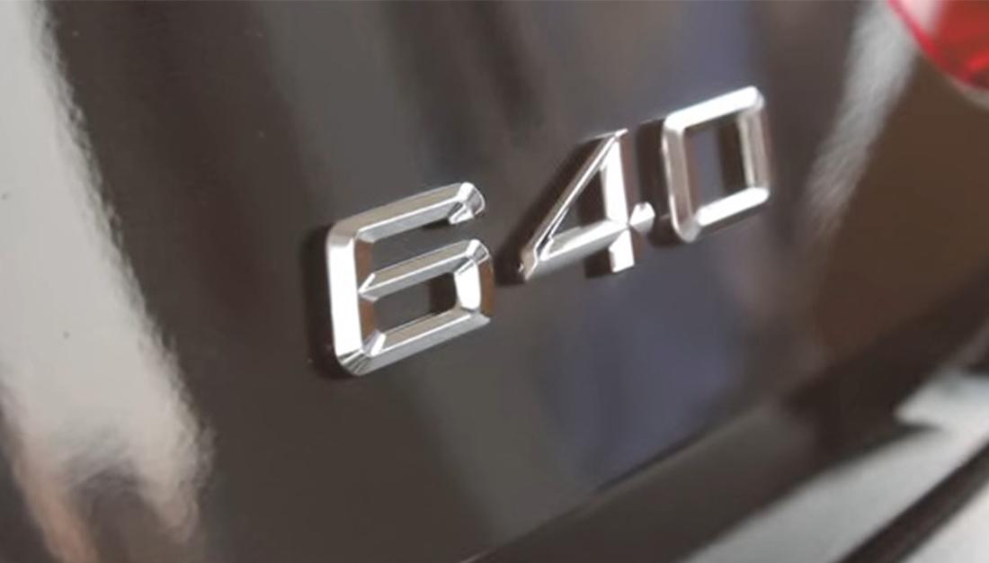 BMW 640d convertible @ Big Boy Toyz