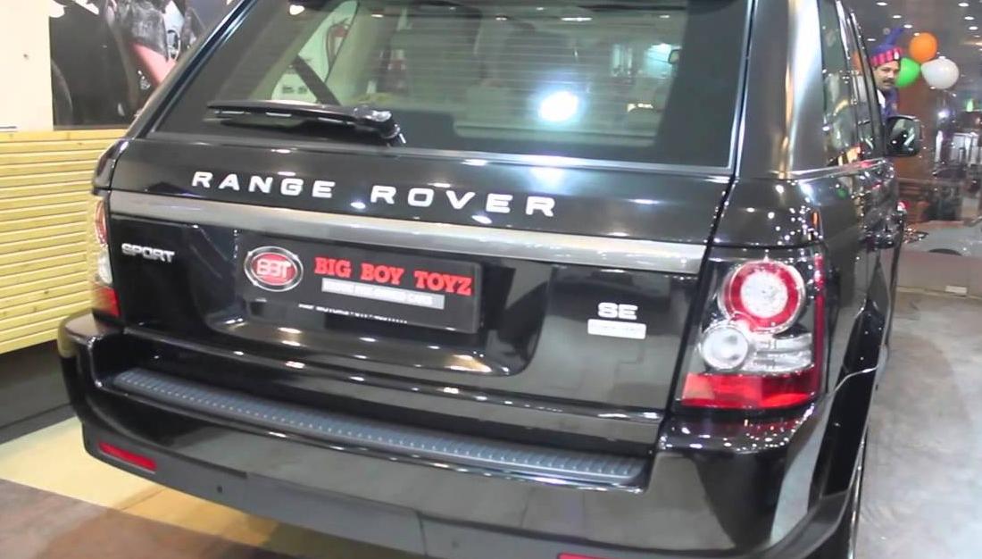 Range Rover Sport SE @ Big Boy Toyz