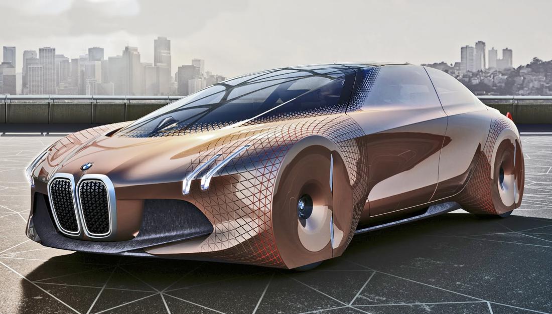 BMW Vision Next 100 – The future Awaits!