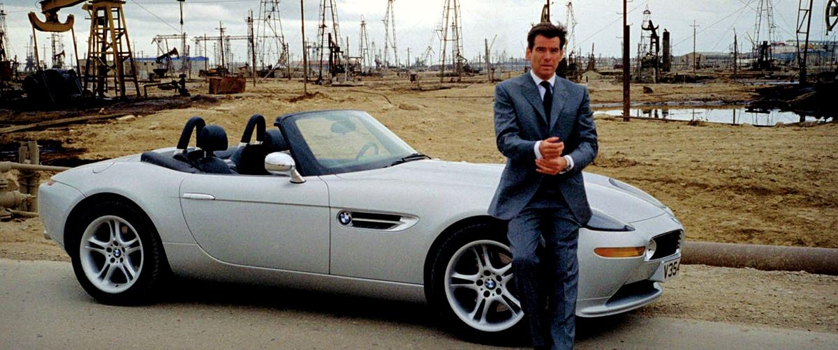 BMW Z8 Bond Cars