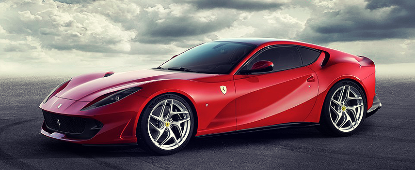 Welcome The Fastest Ferrari Ever The 812 Superfast
