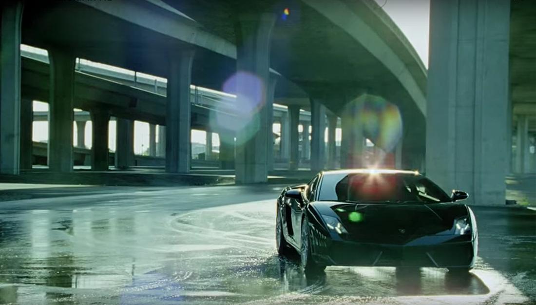 Lamborghini LP560-4 Commercial in HD