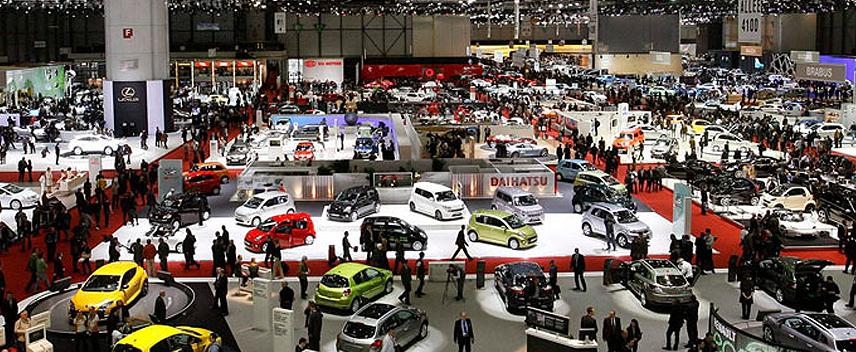 Concept Cars at Paris Motor Show 2016 – The War has Just Begun