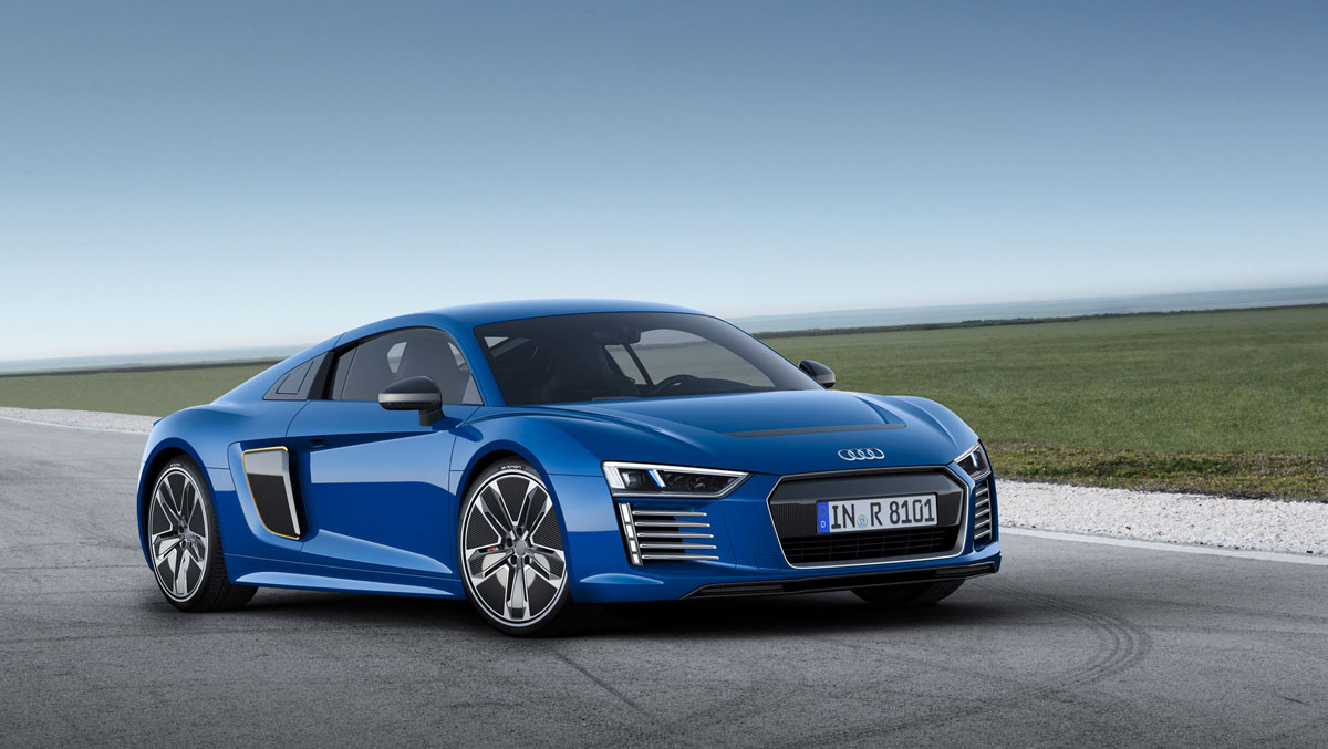 Audi R8–The Vehicle you can't Resist