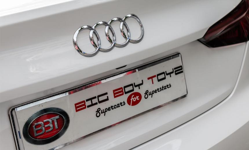Audi Car BBT