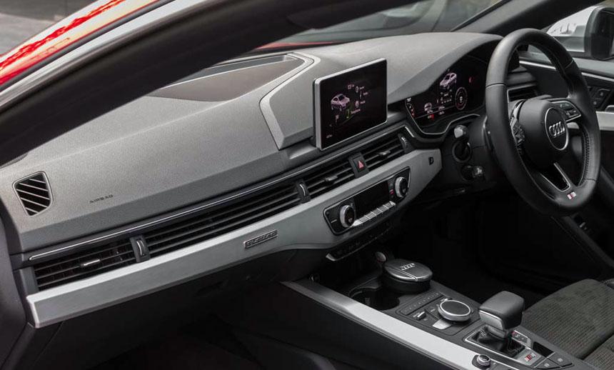 8 Speed tiptronic gearbox