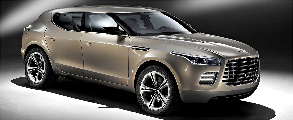 Aston Martin to Build New SUV in Wales to Retain its 'All British Characteristic