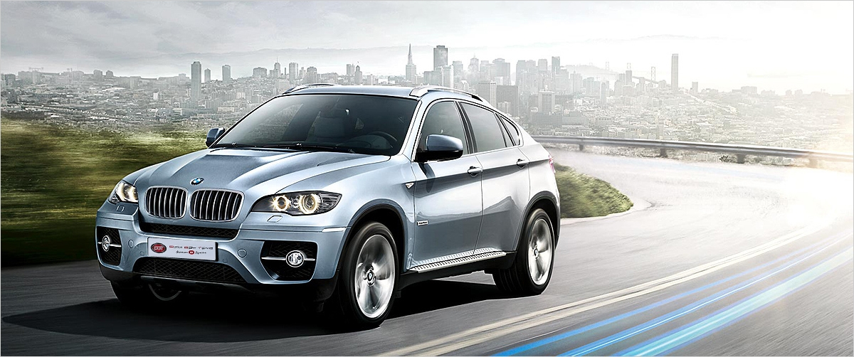 BMW X6 – The BEST a Man Can Get