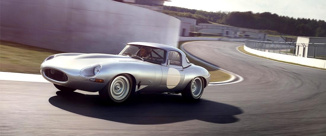 Jaguar E-type A Beauty and a Beast