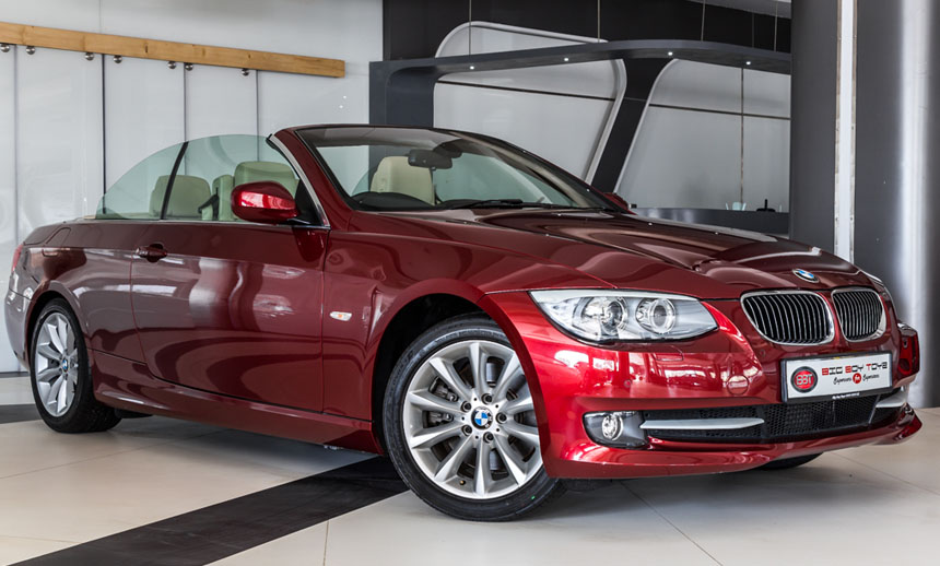 BMW 330d Convertible: The Persistent and Determined