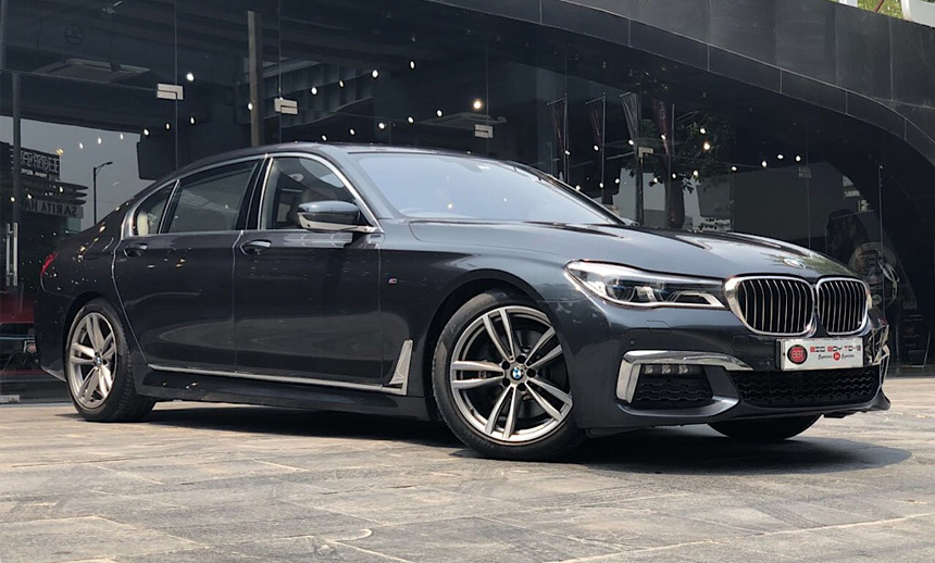 BMW 730Ld M Sport Package: The Eminent picker